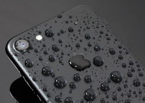 iPhone7は生活防水に対応