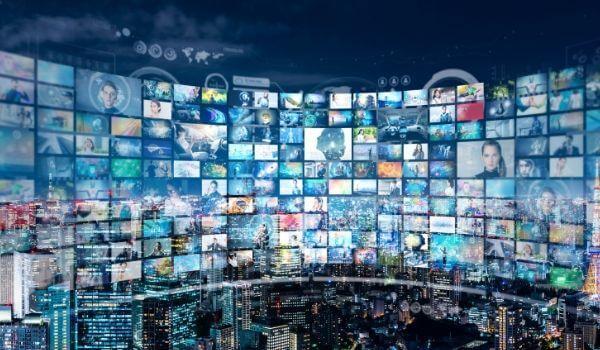 音楽や動画配信サービスのWiFiとして利用する