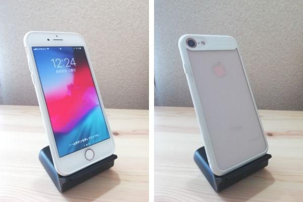 780円のiPhoneケース正面