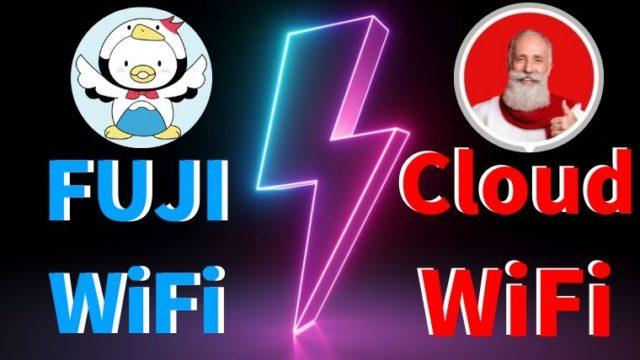 FUJI WiFiとクラウドWiFi東京を徹底比較した結果